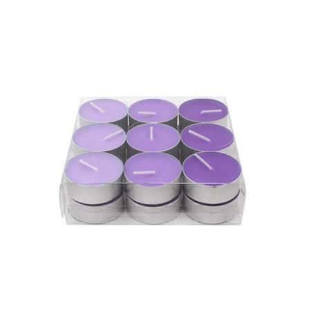 Provence Čajová sviečka PROVENCE 18ks levanduľa