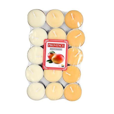 Provence Čajová sviečka PROVENCE 30ks mango