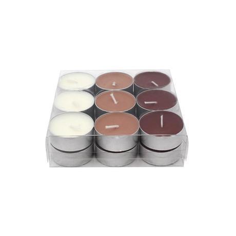 Provence Čajová sviečka PROVENCE 18ks vanilka