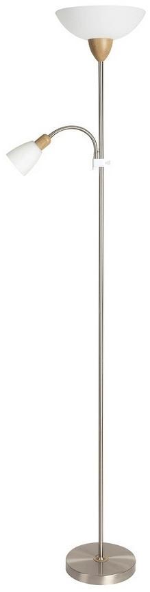 Rabalux 5739 - Stojacia lampa DIANA 1xE27/40W/230V + 1xE14/40W/230V