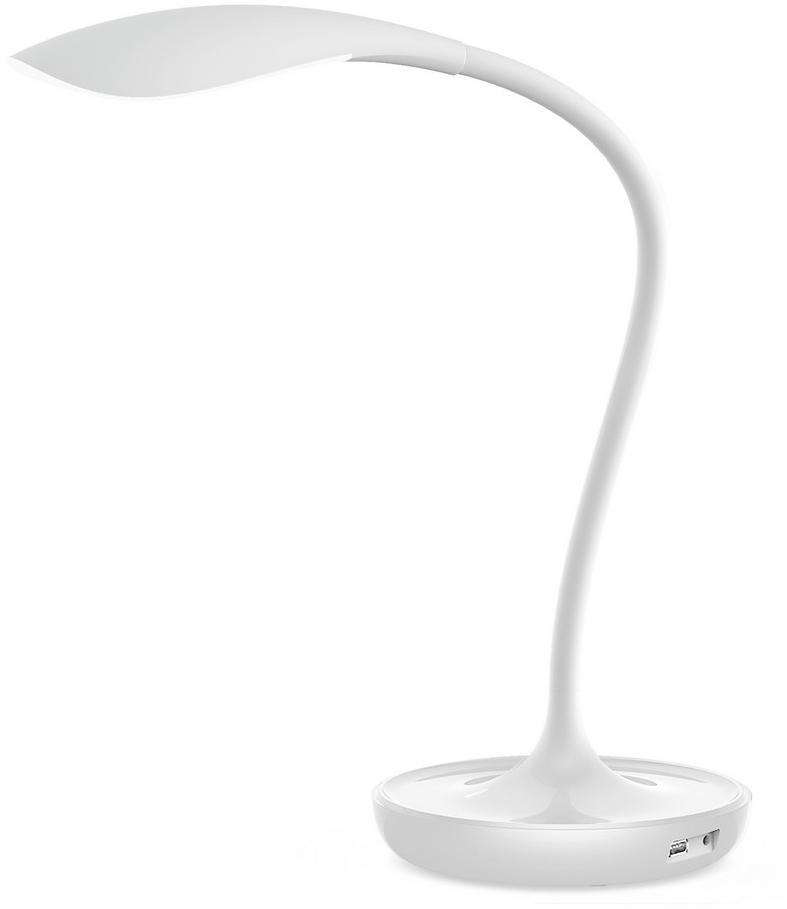Rabalux 6418 - LED Stmievateľná stolná lampa BELMONT LED/5W/230V