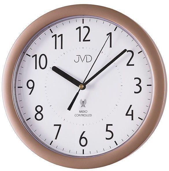 Rádiom riadené hodiny JVD RH612.10 25cm