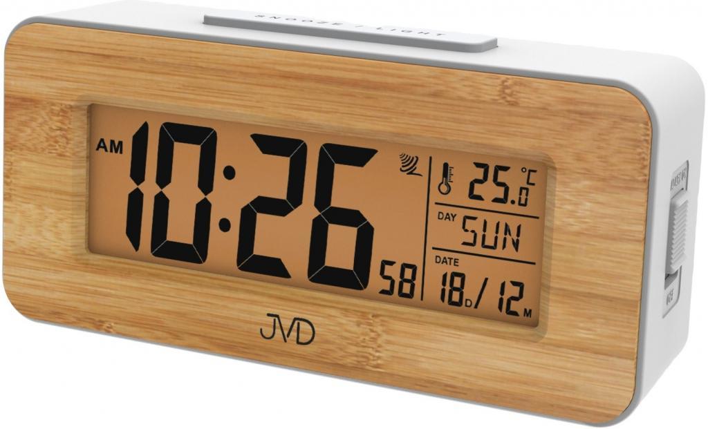 Rádiom riadený budík JVD RB9334.1