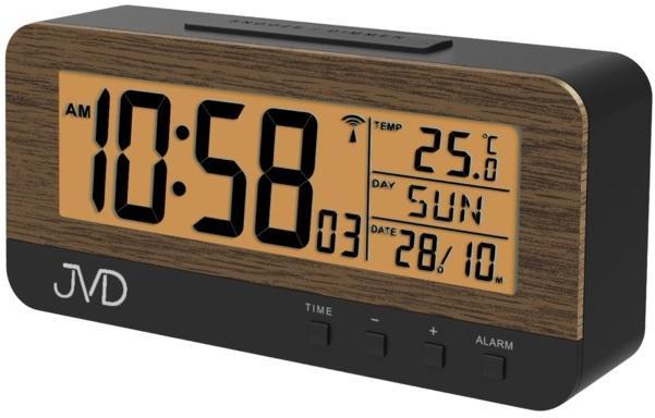 Rádiom riadený digitálny budík JVD RB91.2