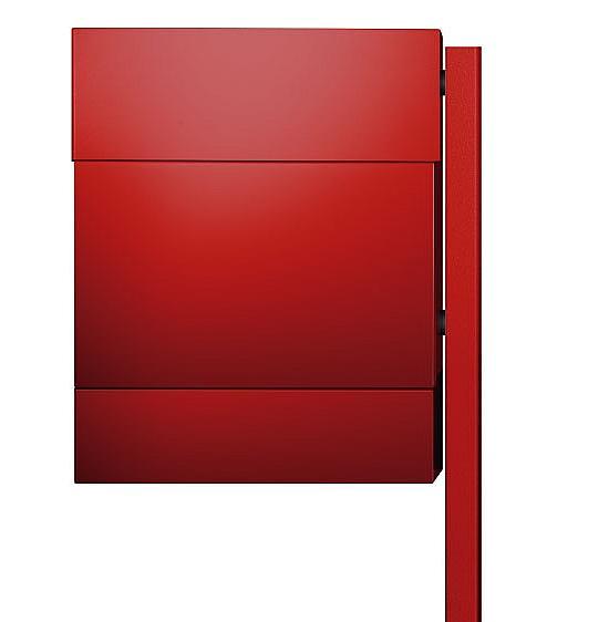 Radius design cologne Schránka na listy RADIUS DESIGN (LETTERMANN 5 red 566R) čiervená