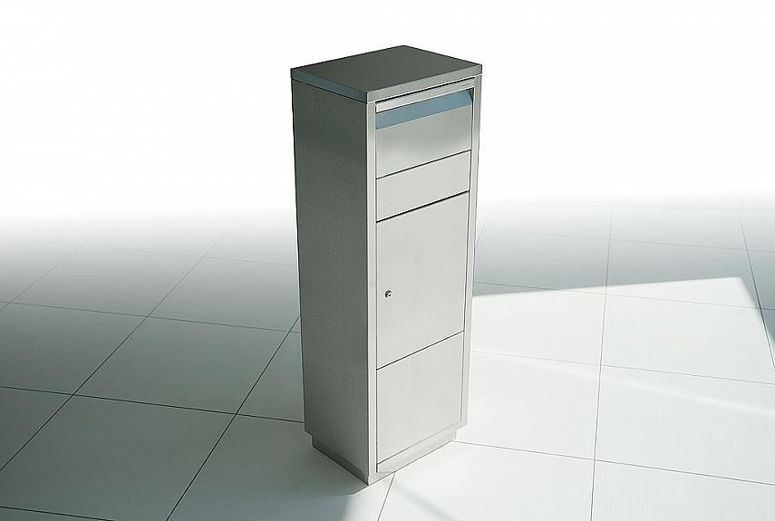 Radius design cologne Schránka na listy RADIUS DESIGN (LETTERMANN standing ovation stainless steel 601) nerez