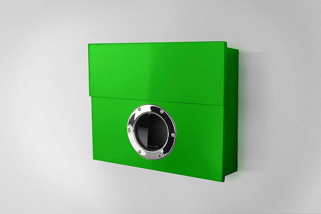 Radius design cologne Schránka na listy RADIUS DESIGN (LETTERMANN XXL grün 550B) zelená