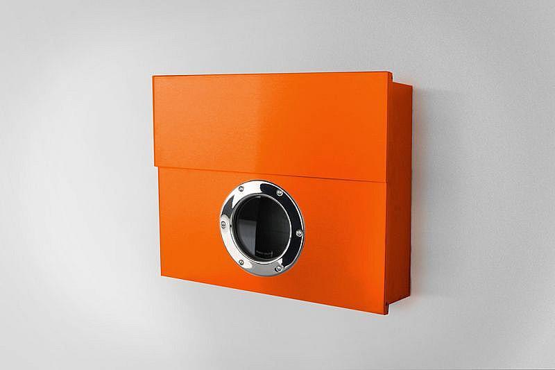 Radius design cologne Schránka na listy RADIUS DESIGN (LETTERMANN XXL orange 550A) oranžová