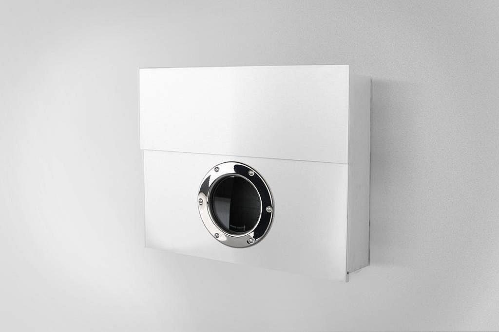 Radius design cologne Schránka na listy RADIUS DESIGN (LETTERMANN XXL weiss 550E) biela