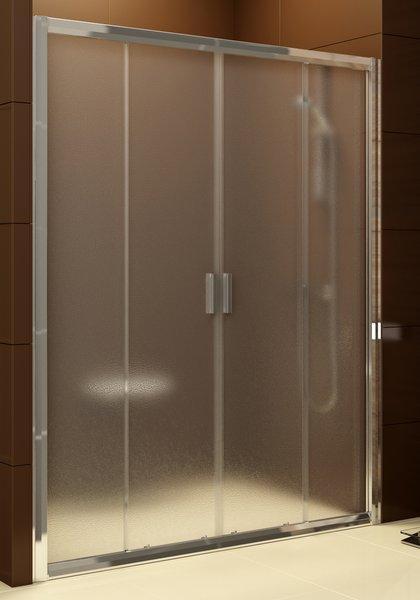 Ravak Blix sprchové dvere BLDP4-130 biela