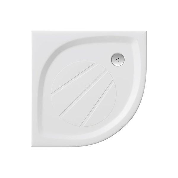 Ravak sprchová vanička Elipso Pro-80 biela
