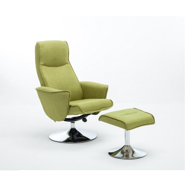 Relaxačné kreslo Short (zelená)