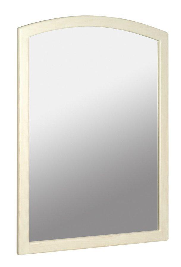 Retro 1685 zrkadlo 65x91 cm, starobiela