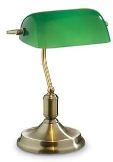 Retro a vintage svietidlo IDEAL LUX Lawyer TL1 Brunito 045030
