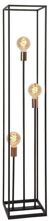 Retro a vintage svietidlo LUCIDE ARTHUR Floorlamp 08724/03/30