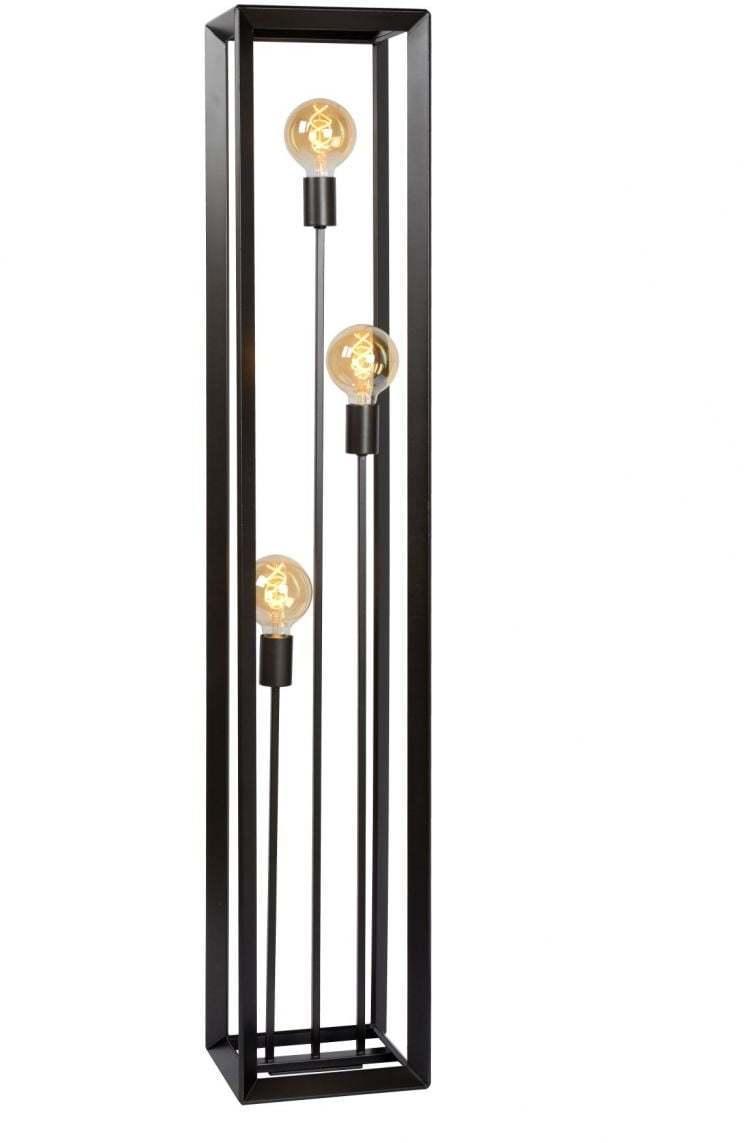 Retro a vintage svietidlo LUCIDE THOR Floor Lamp 73702/03/15