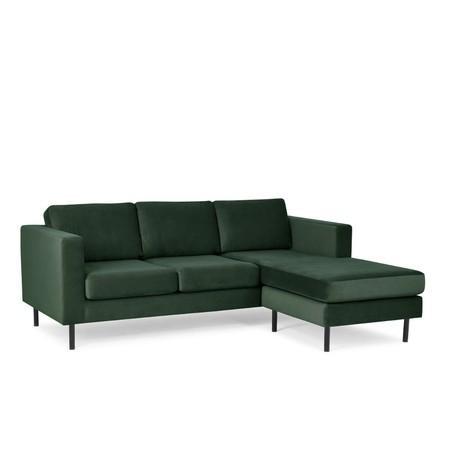 Rohová sedacia súprava TOZZI Zelená