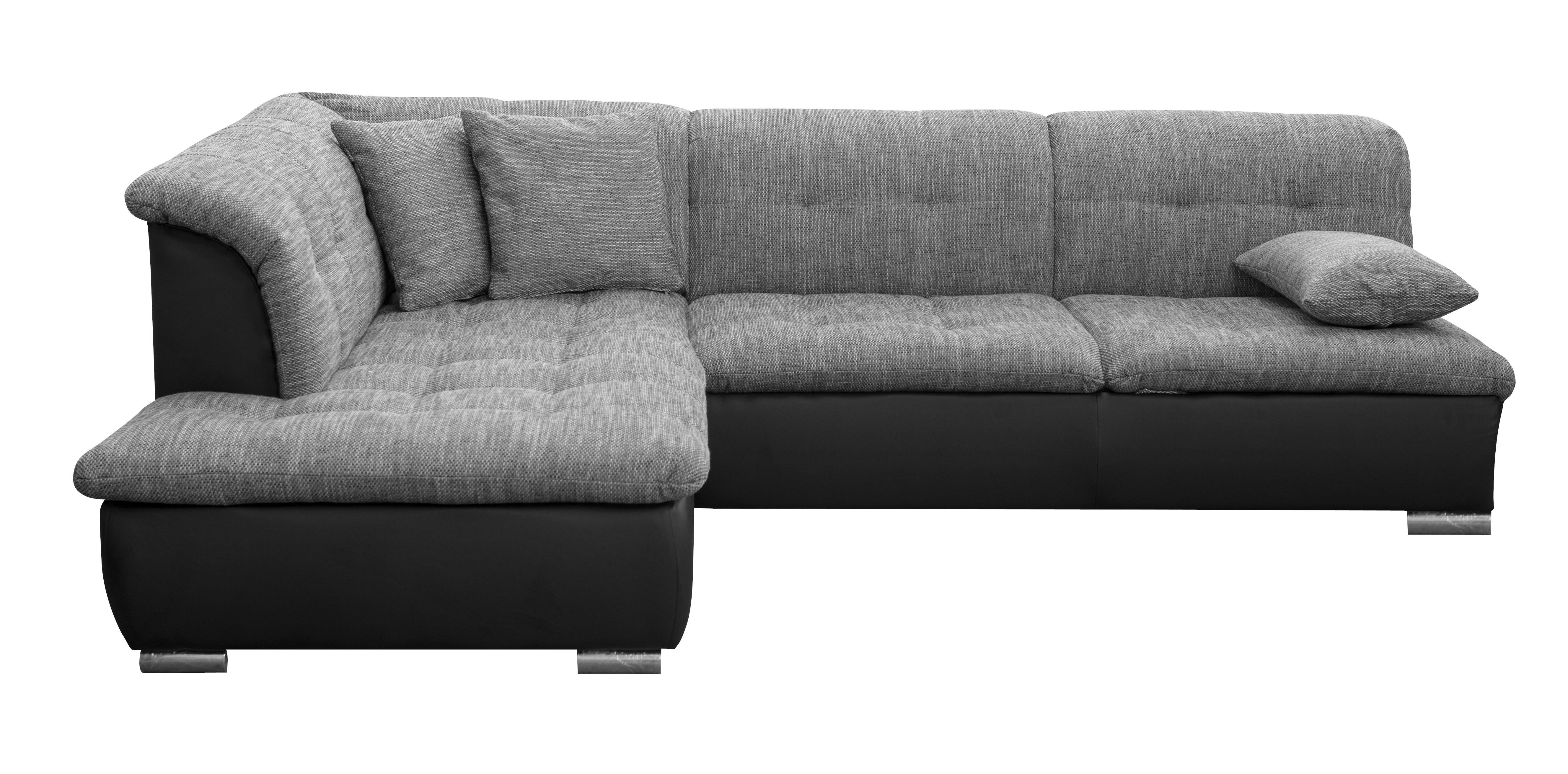 Rohová sedacia súprava Faro B - rozkladacia (ottmax+2zf)
