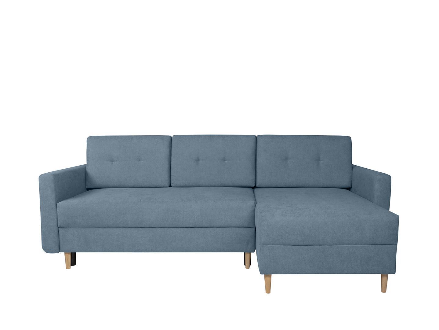 Rohová sedačka BRW Feliz Lux 3DL.URC (tyrkysová) (P)
