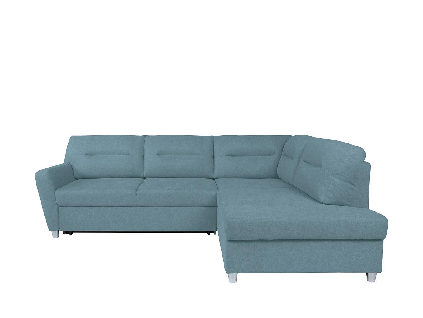 Rohová sedačka BRW Sotelo 2F.RECBK (tyrkysová) (P)