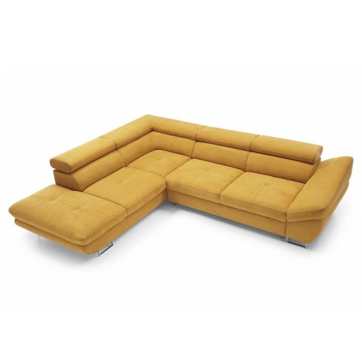 Rohová sedačka Fabia (L)