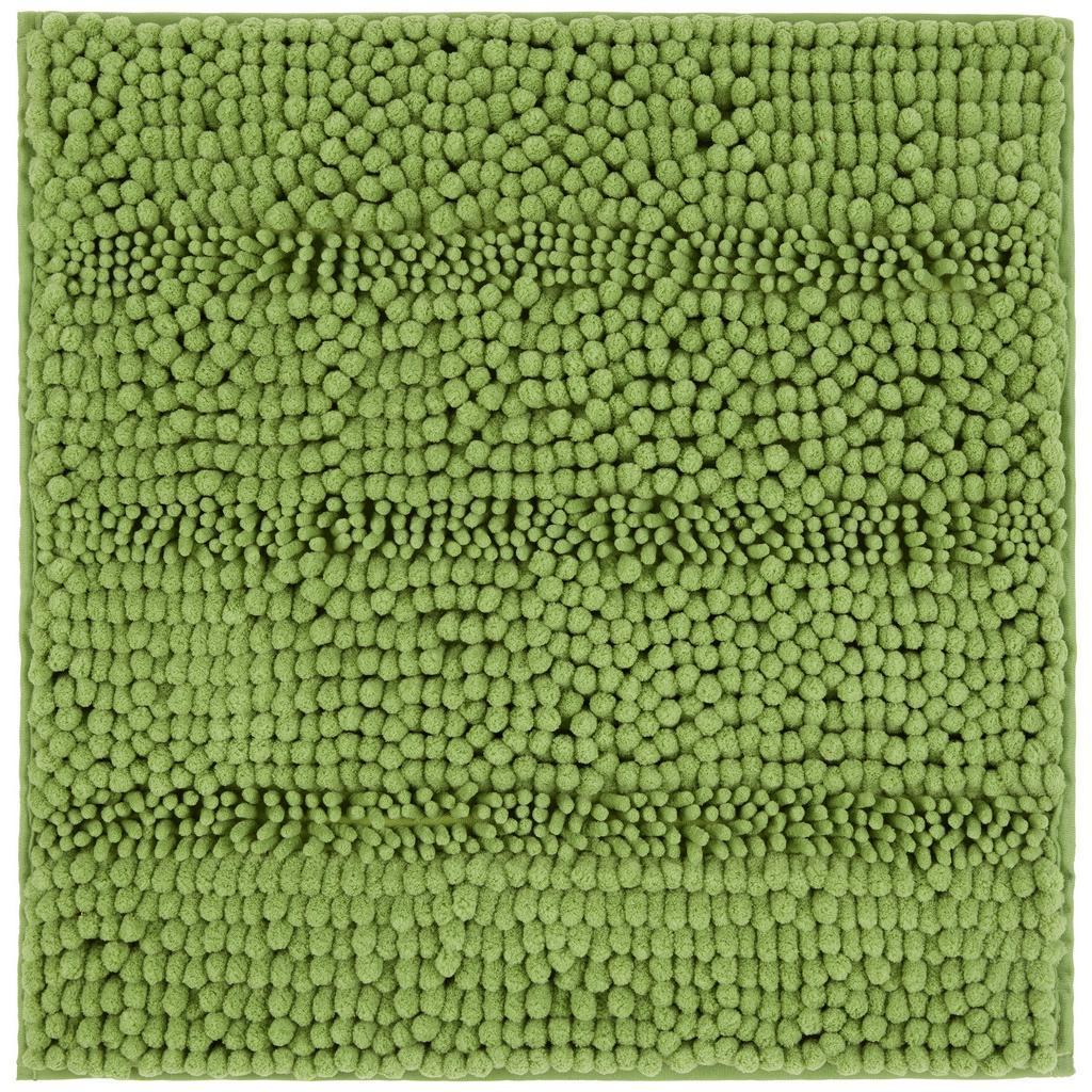 Rohožka Do Kúpeľne Uwe, 50/50cm, Zelená