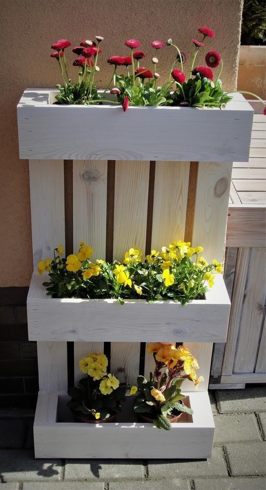 Rojaplast Kvetináč EUR PALETA