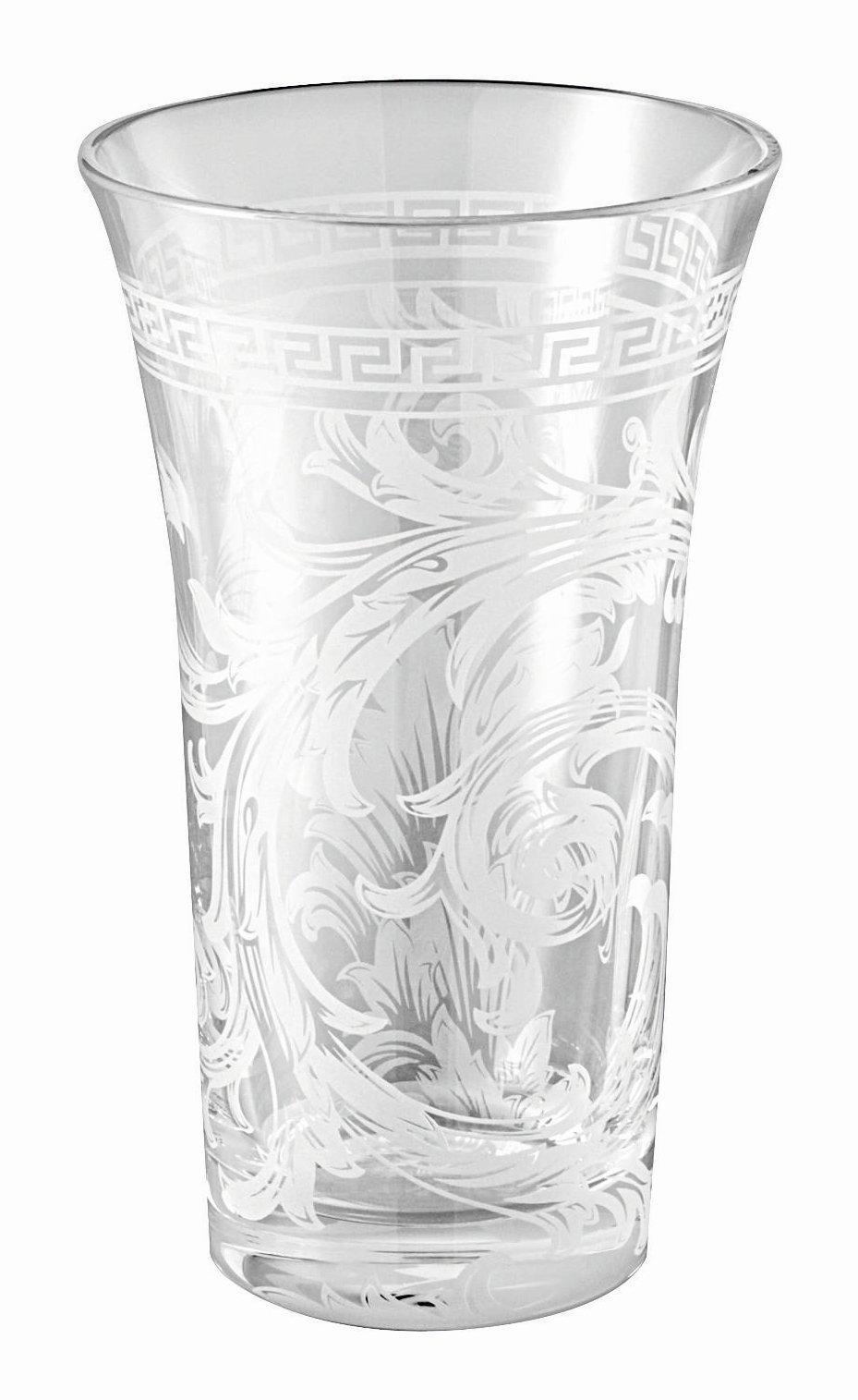 Rosenthal váza Versace Crystal Arabesque, 26 cm