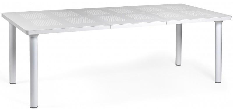 Rozkládací stůl Nardi Libeccio 160-220 cm bílý