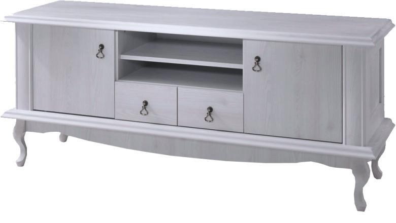 RTV stolík DA14, sosna biela, VILAR