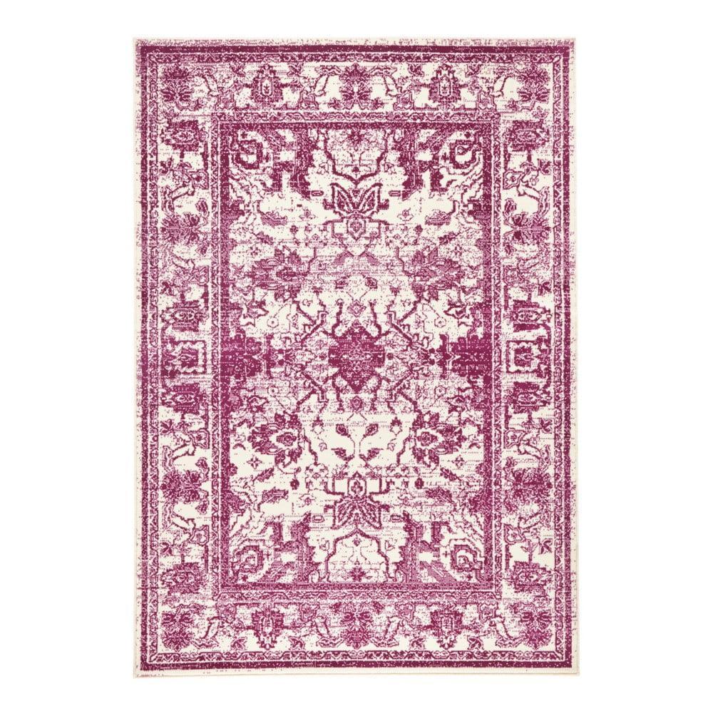 Ružový koberec Hanse Home Glorious, 140 × 200 cm