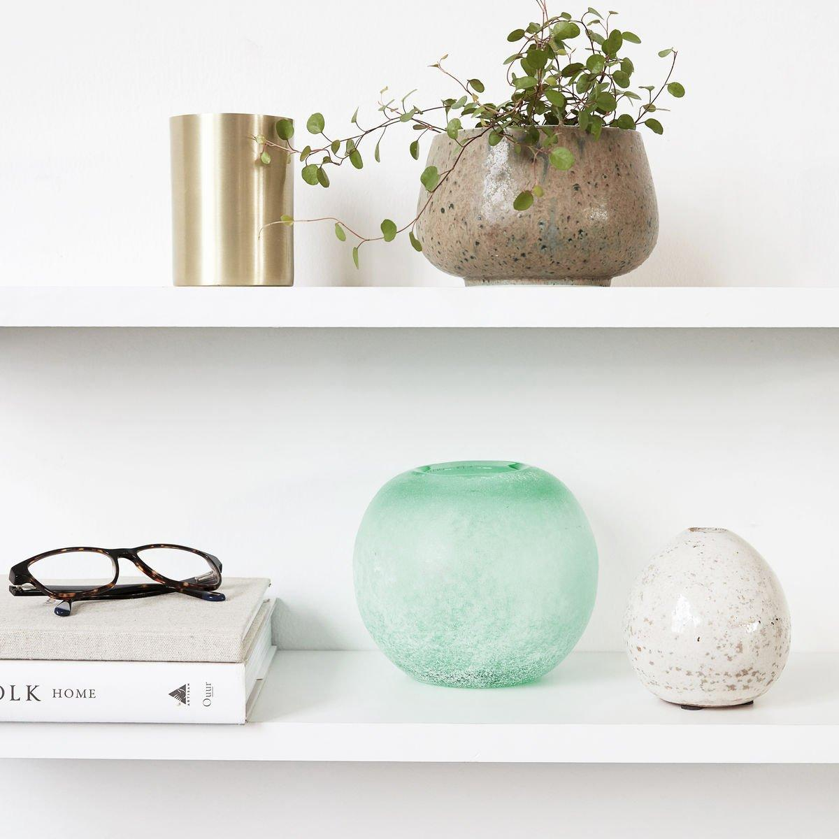 Sada 2 ks − Zelená váza RD