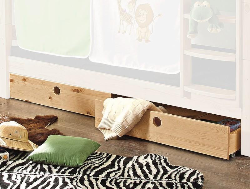 Sada úložných zásuviek pod posteľ (2 ks) Eddie
