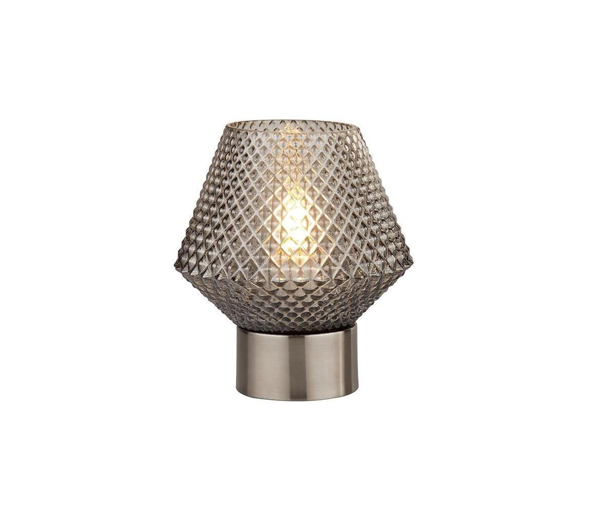 Searchlight EU700754 - Stolná lampa RETRO 1xE27/7W/230V