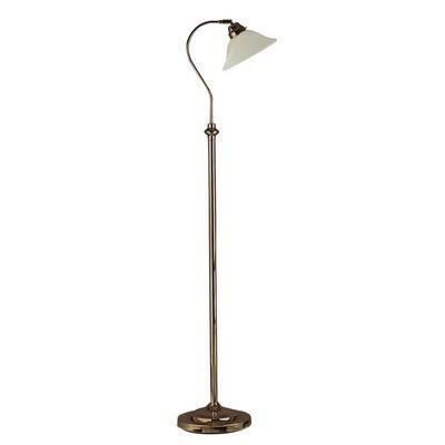 Searchlight EU9122AB ADJUSTABLE rustikálny stojanová lampa 1xE27