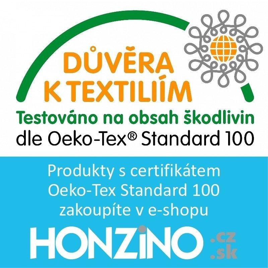 Setino · Bavlnené obliečky do detskej postieľky Mickey Mouse - 90 x 140 cm + 40 x 55 cm | Certifikát Oeko Tex Standard 100