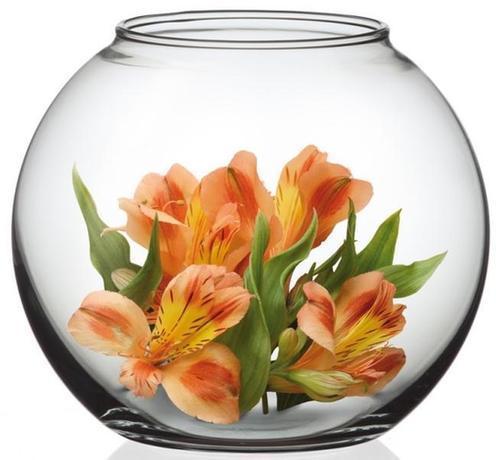 Simax Váza guľatá Simax, priemer 21,5 cm