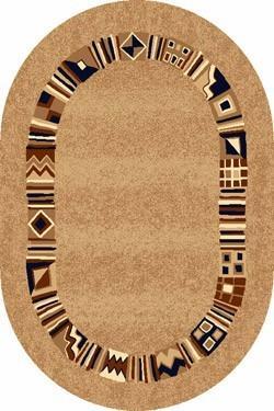 Sintelon koberce Kusový koberec ovál Practica 38 BPB - 160x230 cm