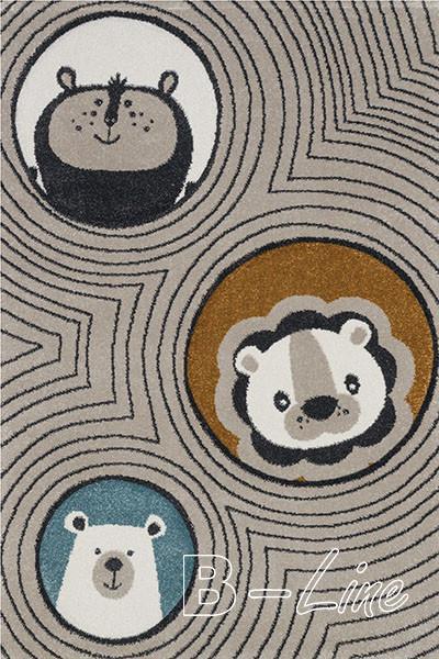 Sintelon koberce Dětský kusový koberec Vegas Kids 02/WKE - 160x230 cm