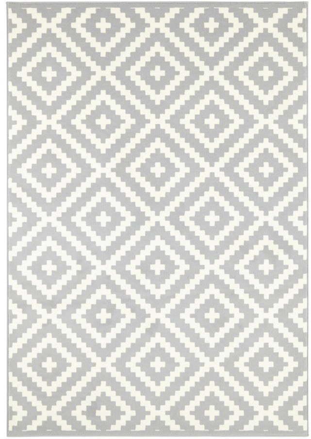 Sivo-krémový koberec Hanse Home Celebration Mazzo, 160 x 230 cm
