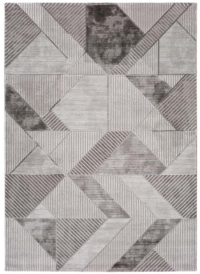 Sivý koberec Universal Artist Harro, 160 x 230 cm