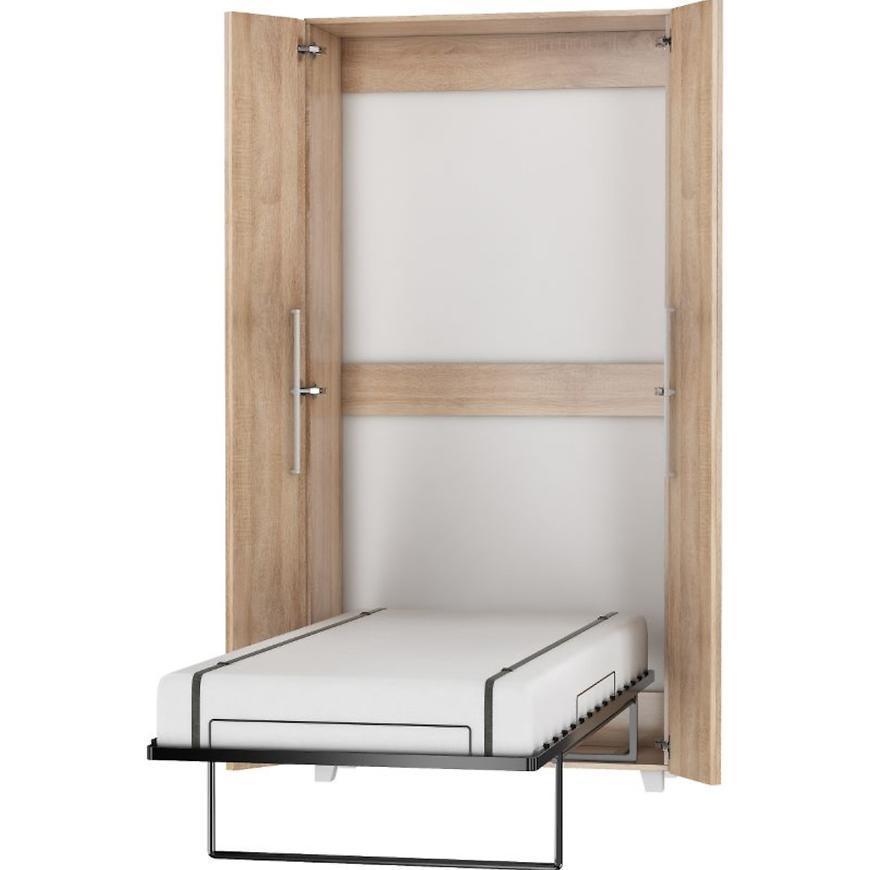 Sklápacia posteľ Teddy 90 sonoma