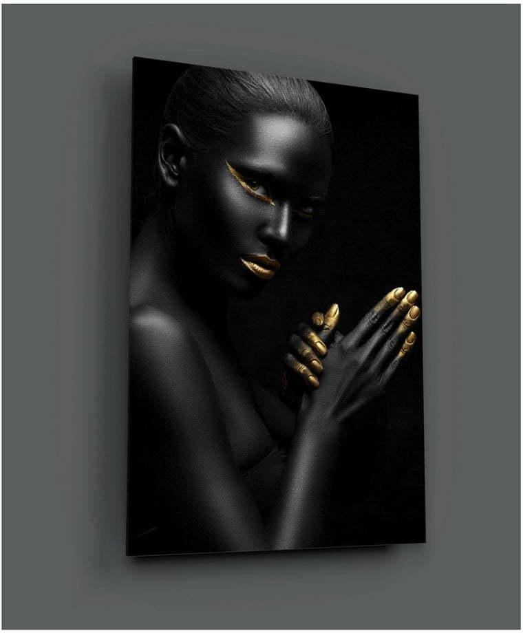 Sklenený obraz Insigne Pinkelo, 72 × 46 cm