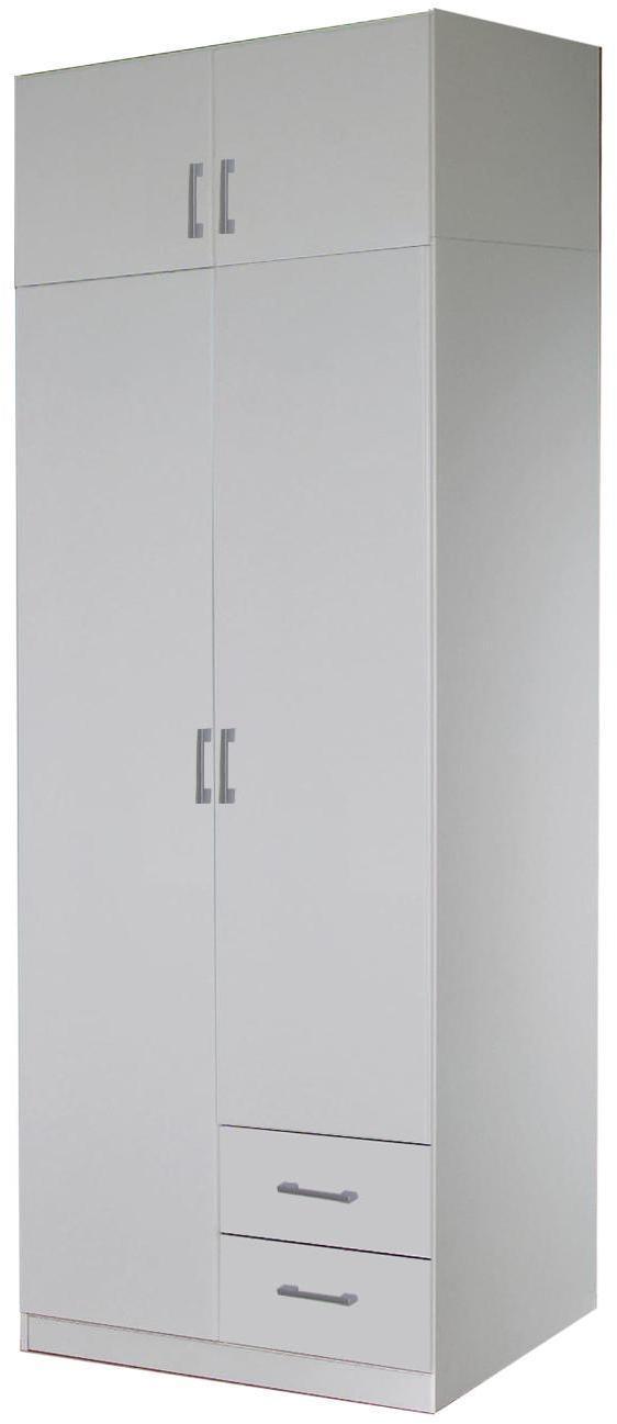 Skriňa ESO 2-dverová 21521 biela