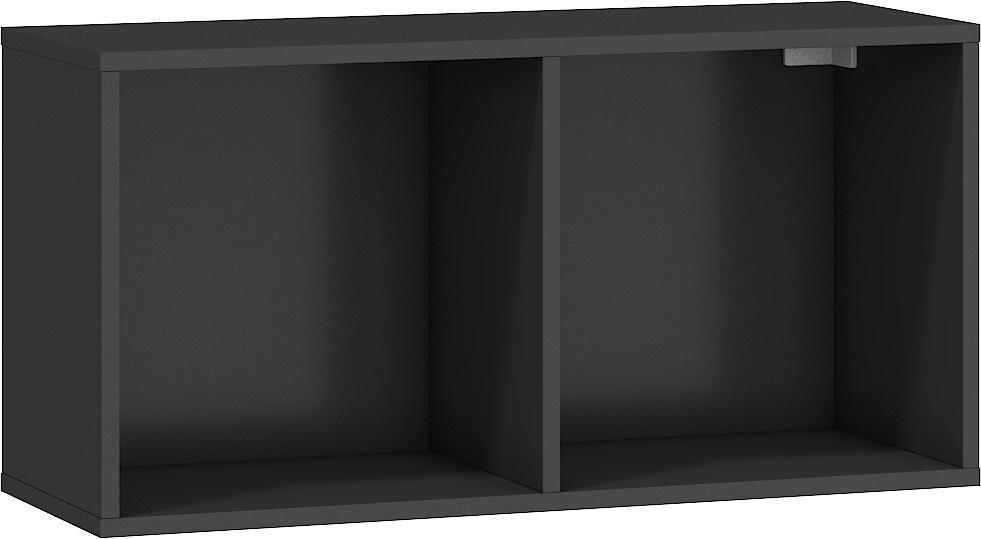 Skrinka na stenu Sven SVN-14 (čierna)