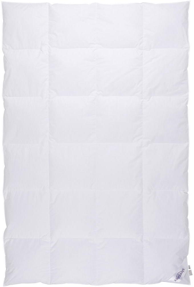 Sleeptex CELOROČNÁ PRIKRÝVKA, 140/200 cm, perie, páperie - biela