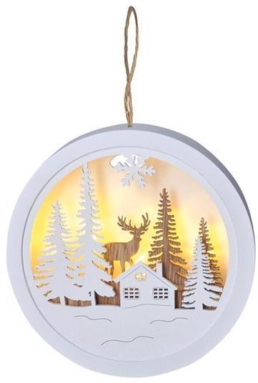 Solight 1V223-A - LED Vianočná dekorácia 1xLED/2xAAA
