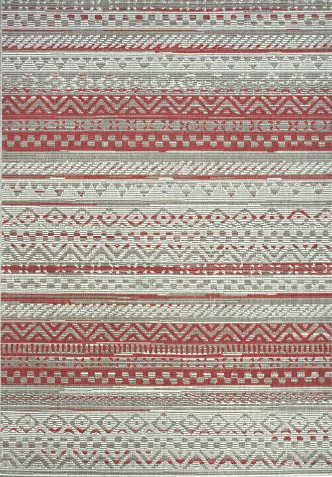 Spoltex koberce Liberec Kusový koberec Star 19112-85 red - 120x170 cm