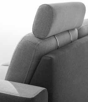 Stagra Rohová sedacia súprava Chantal U Chantal U: Pravá varianta - OL+2F+OSBP