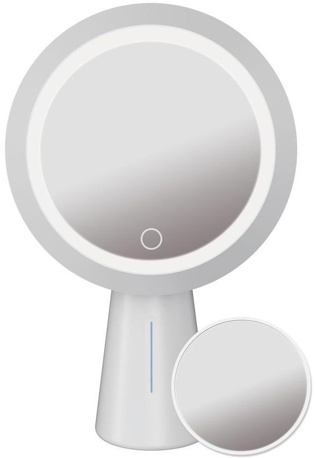 Stmievateľné kozmetické zrkadielko s LED podsvietením LED/3W/5V USB